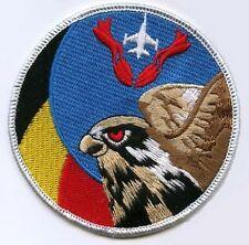 F-16 FIGHTING FALCON SWIRL PATCH COLLECTIONS: BELGIAN AIR FORCE BAF 305 SQN