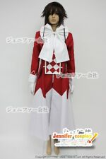 Pandora Hearts B-rabbit  Alice Cosplay Costume ONLY COAT