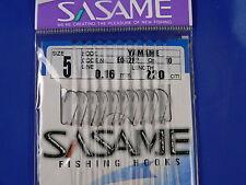 Ami legati Sasame Yamame E042F2 amo 6 filo 0,14 220 cm pesca trota lago