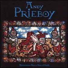 Andy Prieboy - Montezuma Was a Man of Faith - NEW Cassette