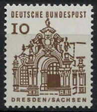 West Germany 1964-1969 SG#1359, 10pf Architecture Definitive MNH #D378