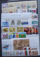 Macau 1995-96 MNH mint sets/S.Sheet in a page