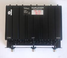 100W Broadband VHF 136-174MHz 8 Cavity Duplexer  N Connector New