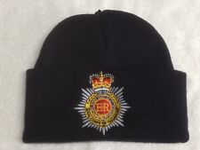 British Army Units - Woolly Turn Up Hat / Beanie - Royal Corps Of Transport
