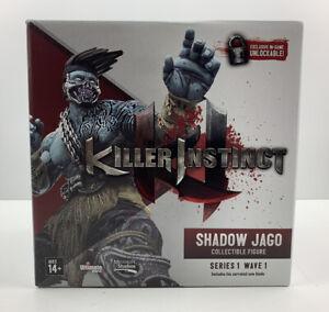 Killer Instinct -Shadow Jago Collectible Action Figure- New Open Box