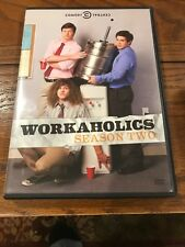 Workaholics: Season Two (DVD, 2012, 2-Disc Set) DERS BLAKE ADAM