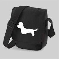 Dandie Dinmont Dog Walker Bag Shoulder Bags Birthday Gift Mothers Day Gift