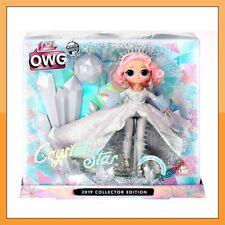L.O.L. Surprise! O.M.G. Crystal Star Queen 2019 Doll * LOL OMG Winter Disco WOW