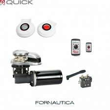 KIT SALPA ANCORA QUICK CL1 500W PER CATENA DA 6 MM. PER BARCA SCAFO E GOMMONE