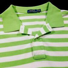 Polo Ralph Lauren Green/White/Purple Pony Shirt Size 3XB XXXL Big Men's