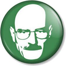 Heisenberg Walter White Breaking Bad 25mm Pin Button Badge Jesse Pinkman Meth TV