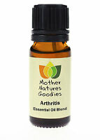 Arthritis & Rheumatism Essential Oil Blend Pure Natural Therapeutic Aromatherapy