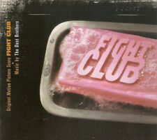 The Dust Brothers - Fight Club (Original Motion Picture Score) (CD 1999)