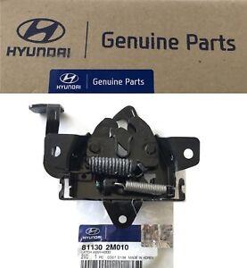 2010-2011-2012 Genesis Coupe 3.8L Hood Latch OEM Hyundai Hood Lock