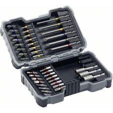 BOSCH Bit- und Steckschlüssel-Set, 43-teilig