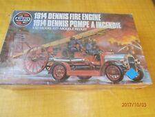 AIRFIX 1914 DENNIS FIRE ENGINE pompier 1/32 maquette CAMION