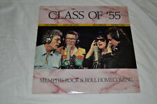 Class Of '55 Memphis Rock & Roll Homecoming LP 1986 America 830 002-1