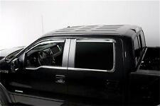 Window Trim-XL, Crew Cab Pickup Putco 97504 fits 09-11 Ford F-150