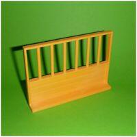 Playmobil - Trennwand Boxenwand - 7,5 x 10,5 cm - z.B. für Reiterhof 3120