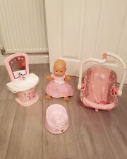 Baby Born Bundle with Doll