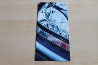 101953) Lexus RX 300 - die Fakten - Prospekt 04/2001