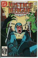 DC Comics Justice League International #29 April 1989 VF+