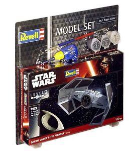 Revell - Darth Vader's TIE Fighter Model Set 1:121 - 63602