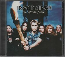 Iron Maiden CD-MAXI THE WICKER MAN  / PICTURE CD + VIDEO  /  4 TRACK