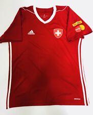 Adidas Svizzera Maglia Calcio Nazionale Svizzera Taglia M Swiss