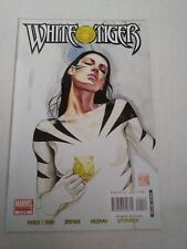 White Tiger #4 of 6 (Apr 07, Marvel) April 2007 Pierce Liebe Briones Hillsman