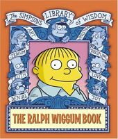 THE SIMPSONS LIBRARY OF WISDOM - THE RALPH WIGGUM