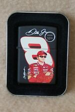 Zippo Lighter   NASCAR   DALE JR  Portrait  ZM1162