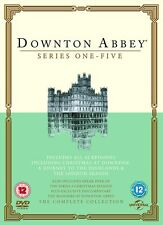 Downton Abbey: Series 1-5 (Box Set) [DVD]