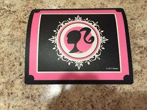 BARBIE MOUSE PAD Mattel Barbie Convention Gift.