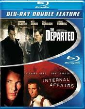 Internal Affairs/The Departed (Blu-ray Disc, 2014, 2-Disc Set)