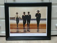 The Billy Boys by Jack Vettriano Large Deluxe Framed Art Print Romantic