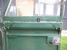 Land Rover Series 2, 2a, 3, Window Top Door Secure Nuts X4
