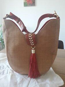 Badgley Mischka Handtasche Style Natural