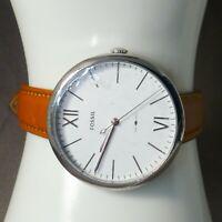 ES4357 Fossil Annette Women's watch Silver 35 mm Adjustable Quartz (Battery)