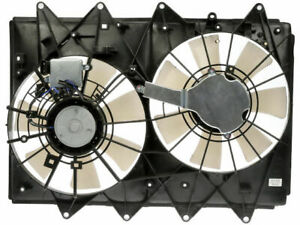 For 2007-2015 Mazda CX9 Auxiliary Fan Assembly Dorman 75851VJ 2008 2011 2013