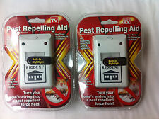 Riddex Pest Repellent 3 pack