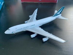 Phoenix 1/400 Cathay Pacific Cargo Boeing 747-467F(ER) B-LIA