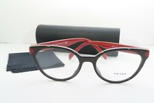 4cf6be1e6f Prada Women s Black Glasses with case VPR 01T-F DHO-1O1 53mm