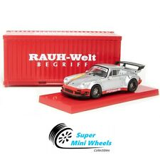 Tarmac Works 1/64  Porsche RWB 930 China Special Edition with Container Box
