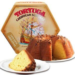 Tortuga Rum Cake 4oz Original Dessert Snacks FREE SHIPPING