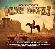 Golden Country (Johny Cash, Roy Acuff, Carl Smith, Bill Monroe,...) 2 CD NEW