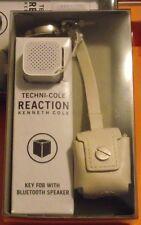 BLUETOOTH TECHNI-COLE REACTION KENNETH COLE PORTACHIAVI Altoparlante Mike RRP £ 24.99 # +