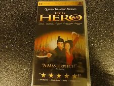 QUENTIN TARANTINO PRESENTS HERO WITH JET LI PSP UMD VIDEO **NEW** FREE SHIPPING