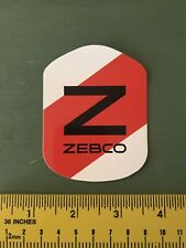 Zebco Decal/sticker Fishing