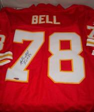 Bobby Bell signed Kansas City Chiefs jersey - Tristar - Hall of Famer
